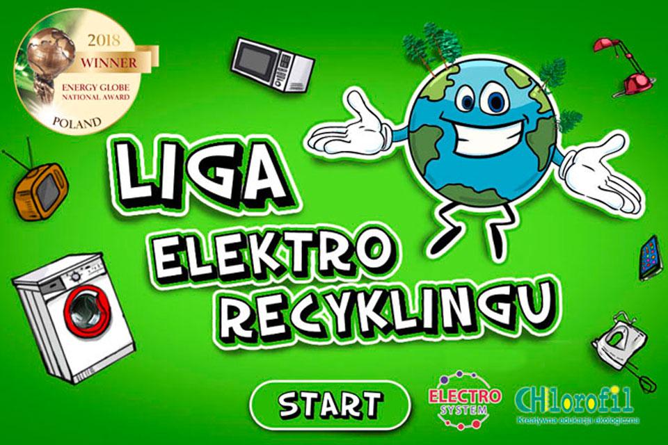 Liga electrorecyclingu